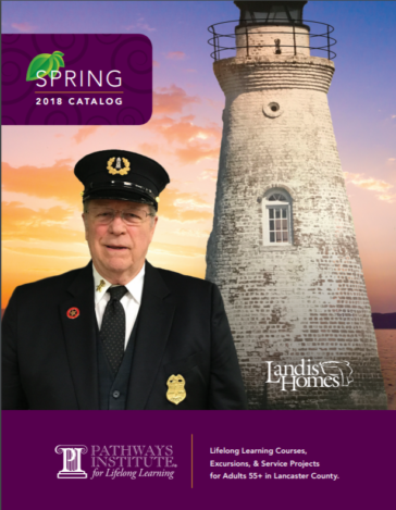 2018 Pathways Spring Catalog